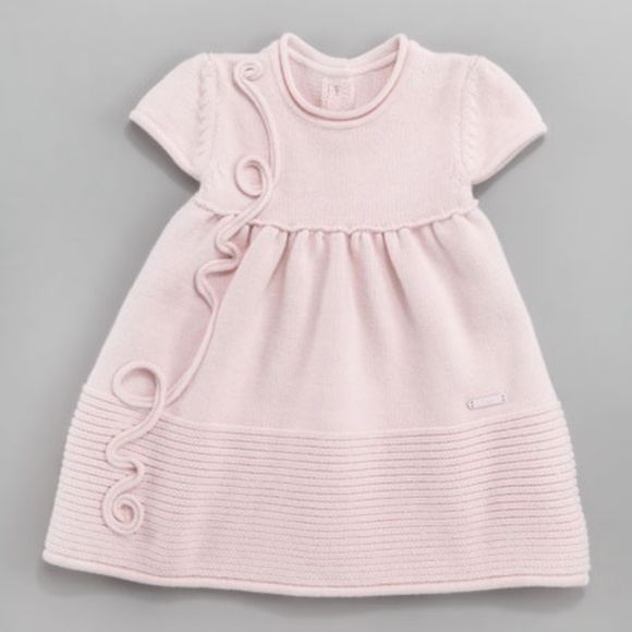 Dior Other - Baby Dior Tricot Knit Dress With Dior Bag
